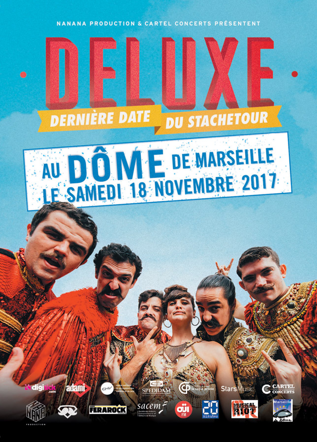 Deluxe Dome Affiche