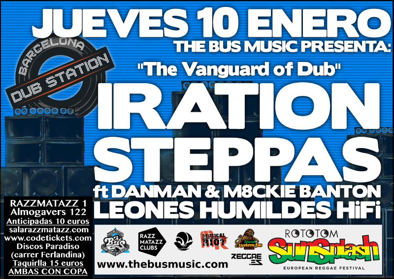 Dubstation iration web